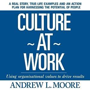 Culture at Work Audiobook