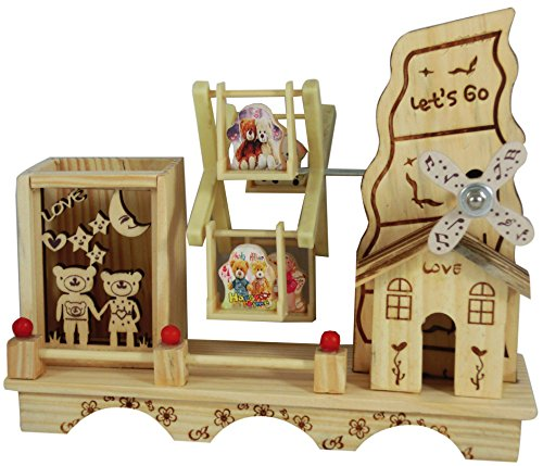 Heartful Home Wooden Whimsical Fairytale