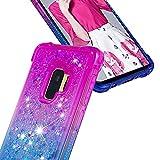 Lomogo Case for Galaxy S9 Glitter