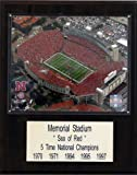 NCAA Football Memorial Stadium (Nebraska) Stadium Plaque