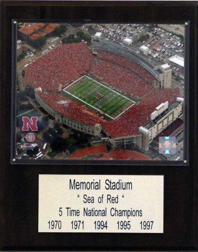 Memorial Stadium - NCAA Football Memorial Stadium (Nebraska) Stadium Plaque