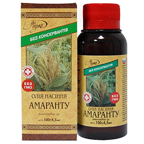 Amaranth Seed Oil 100 Ml