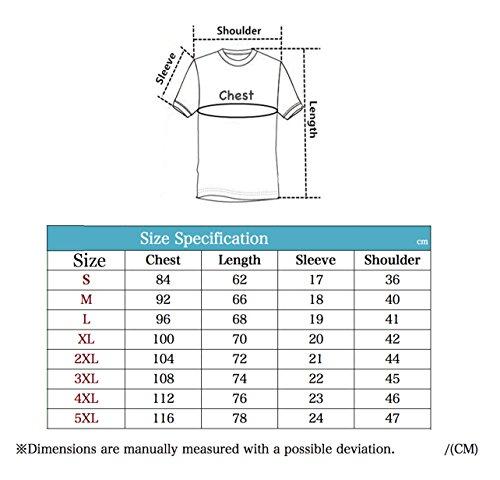 T Design Colorful shirts Dragon Ball 19 UBq5waz