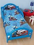 Thomas and Friends 'Wheesh' Junior Duvet Cover and Pillowcase Set - 120cm x 150cm