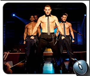Custom Channing Tatum Mouse Pad v11 g4215 by ruishername