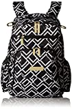 Ju-Ju-Be Legacy Collection Be Right Back Backpack Diaper Bag, The Empress