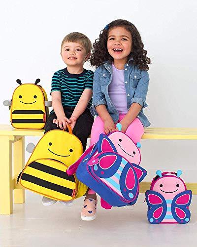 """Skip Hop Toddler Backpack, 12"""" School Bag, Butterfly 3"""