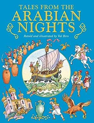 book cover of Tales from the Arabian Nights