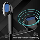 In Ear Headphones, Cellia Clear Sound Earbuds iPhone Wired Earphones with Microphone In Line Control Built-in Mic