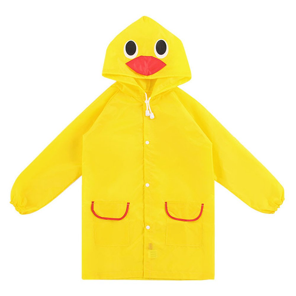 Kids Rain Jacket Girls Boys, UMILLER Waterproof Kids Raincoat Rainwear