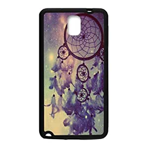 Sunrise Dreamcatcher Feather Mayan Aztec Tribal Phone Case for Samsung Galaxy Note3 Case