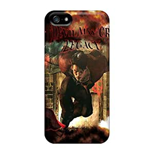 GunsRoses Case Cover Iphone 5/5s Protective Case Dmc Legacy