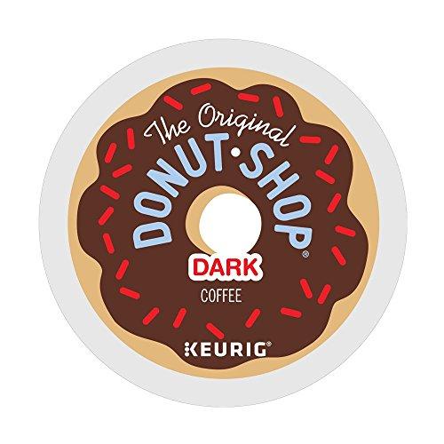 The Original Donut Shop Dark Coffee 180 K-Cup Pods by The Original Donut Shop