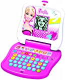 Oregon Scientific Barbie Junior Laptop - White And Pink