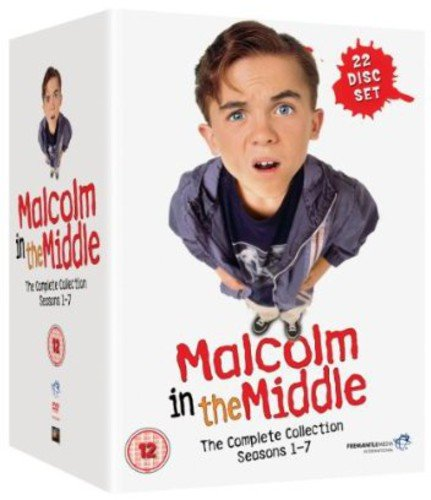 Malcolm in the Middle: Complete Collection [Region2] Requires a Multi Region Player