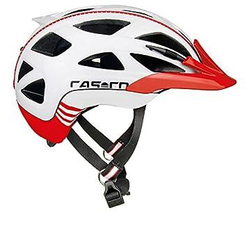 casco casco Active 2 Piece Bike Helmet Active 2 S Small White-Red Shiny
