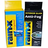 Rain-X Glass Treatment & Anti-Fog Combo