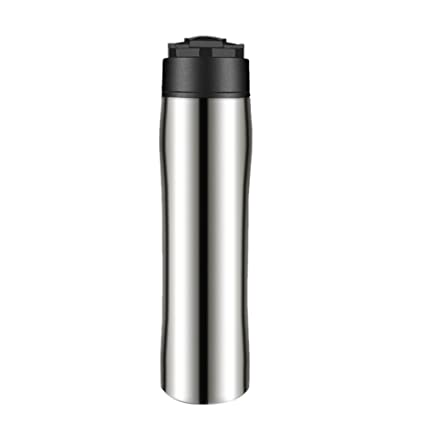 Cafetera portátil para hacer cerveza en frío con una máquina de café con enfriamiento rápido y