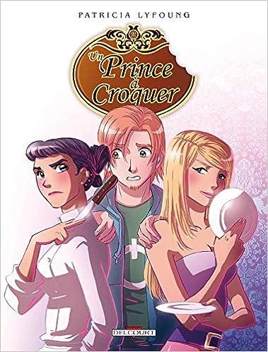 Un prince à croquer T2 - Plat