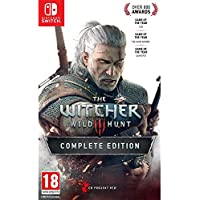 The Witcher 3: Wild Hunt Complete Edition Switch (Pal)