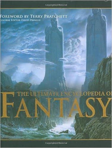 The Ultimate Encyclopedia of Fantasy