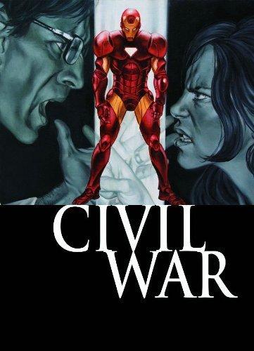 marvel civil war tpb - 6