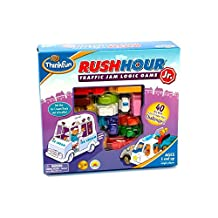 ThinkFun Rush Hour Junior Board Game