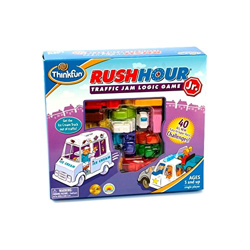 Rush Hour Jr Board Game product image