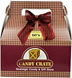 Candy Crate 1960's Retro Candy Gift Box