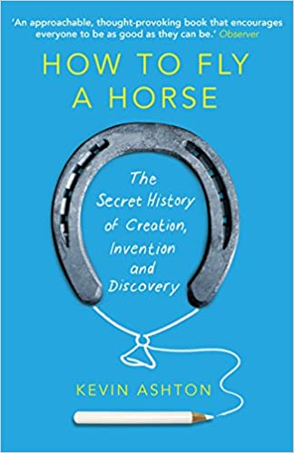 How to fly a horse book cover
