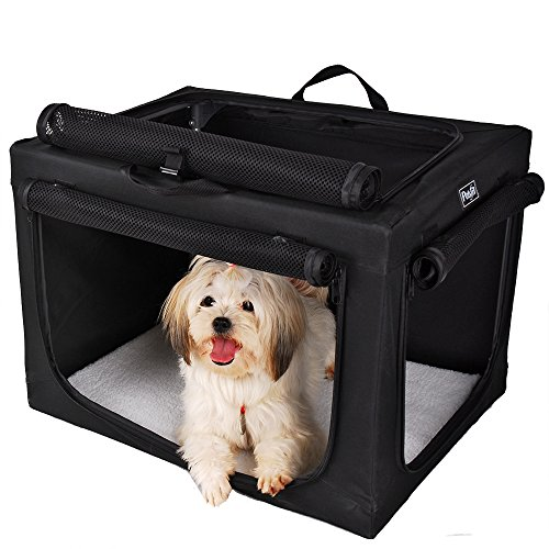 Travel-Pet-Home-IndoorOutdoor-PortableFoldable-HomeCollapsible-Soft-Dog-Crate