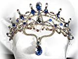 ballet tiara/headpiece 8-1 ao hand-made Japan