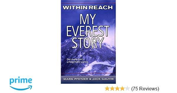 within reach my everest story summary