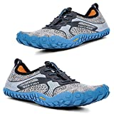 Best Barefoot Running Shoes - hiitave Men/Womens Minimalist Barefoot Trail Running Shoes Wide Review
