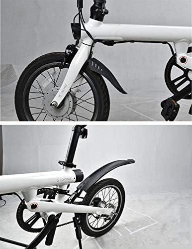 SMILEQ Accesorios de Bicicleta Delantero Trasero Guardabarros para ...