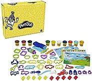 Massa de Modelar Play Doh Kit de Moldes e Ferramentas - E2542 - Hasbro