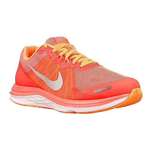 Nike 819318-800, Zapatillas de Trail Running para Mujer Naranja (Bright Mango / Reflect Silver-Peach Cream)