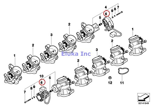Sensor Assy Throttle - 7