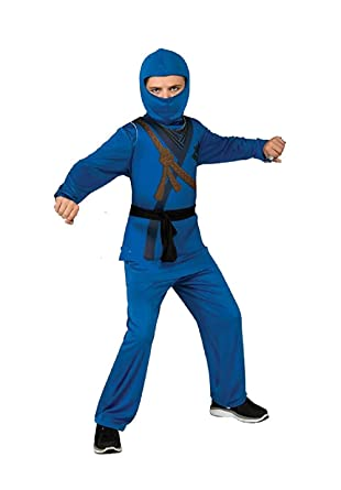 Amazon.com: Ninja Warriors Blue Dragon Warrior Ninja Boy ...