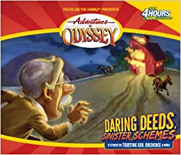 Adventures In Odyssey Daring Deeds Sinister Schemes