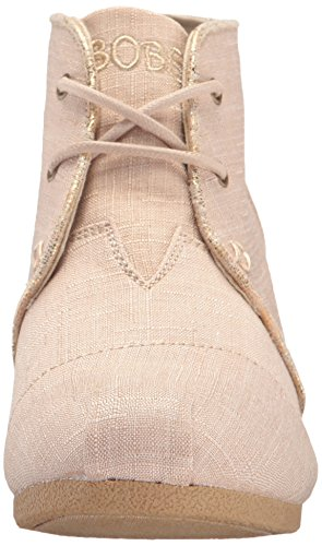 buy cheap newest Skechers BOBS Women's High Notes Wedge Boot Natural professional cheap online outlet pay with visa perfect online mQkx7