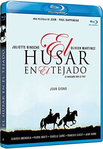The Horseman on the Roof ( Le hussard sur le toit ) [ Blu-Ray, Reg.A/B/C Import - Spain ]
