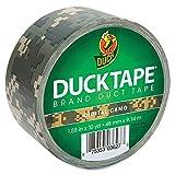 Shurtech Brands, LLC 1388825RL Duck Tape, 1.88'' x10 Yards, Camo
