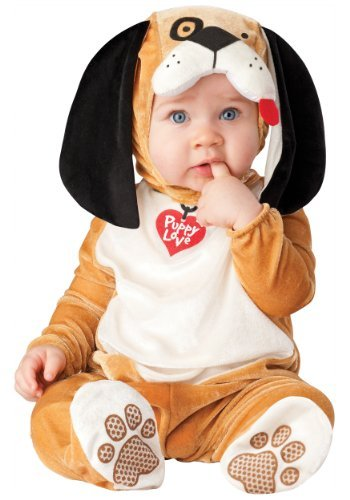 Puppy Love Baby Infant Costume - Small by Toys & Child