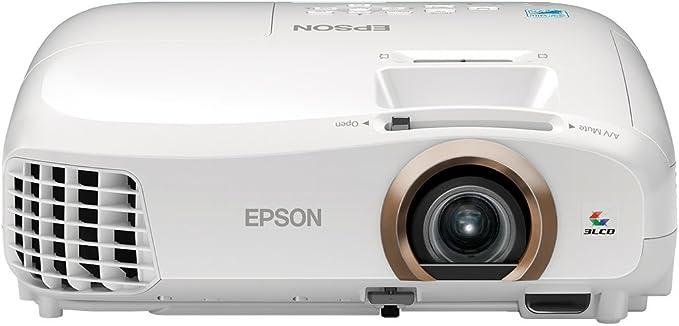 Opinión sobre Epson EH-TW5350 - Proyector Home Cinema (HD Ready, resolución 1920 x 1080), Color Blanco
