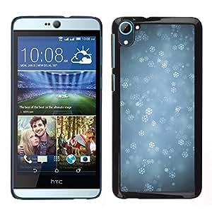 LECELL--Funda protectora / Cubierta / Piel For HTC Desire D826 -- Submarino grises luces blancas --