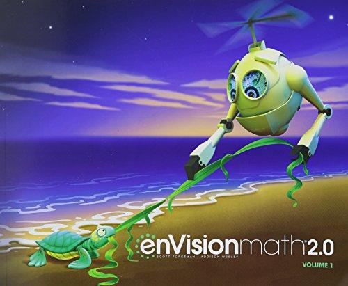 enVision Math 2.0, Grade K, Vol. 1, Student Edition