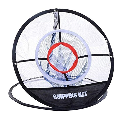Newthinking Portable 20' Golf Training Chipping Net Hitting Aid Practice...