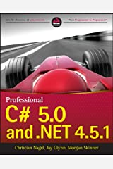 Professional C# 5.0 and .NET 4.5.1 Paperback