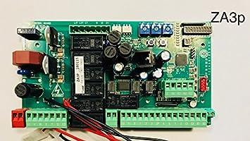 Placa de conexión para motor batiente: Amazon.es: Bricolaje y herramientas